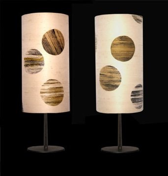 Lampe Lonely Planets
